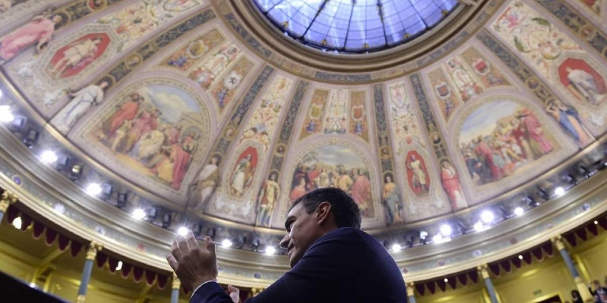 El socialista Sánchez derriba a Rajoy y es el nuevo presidente del gobierno español