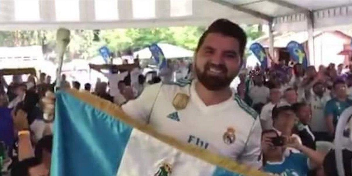 Tras recibir amenazas, peña del Madrid en Guatemala pide perdón y hará cambios
