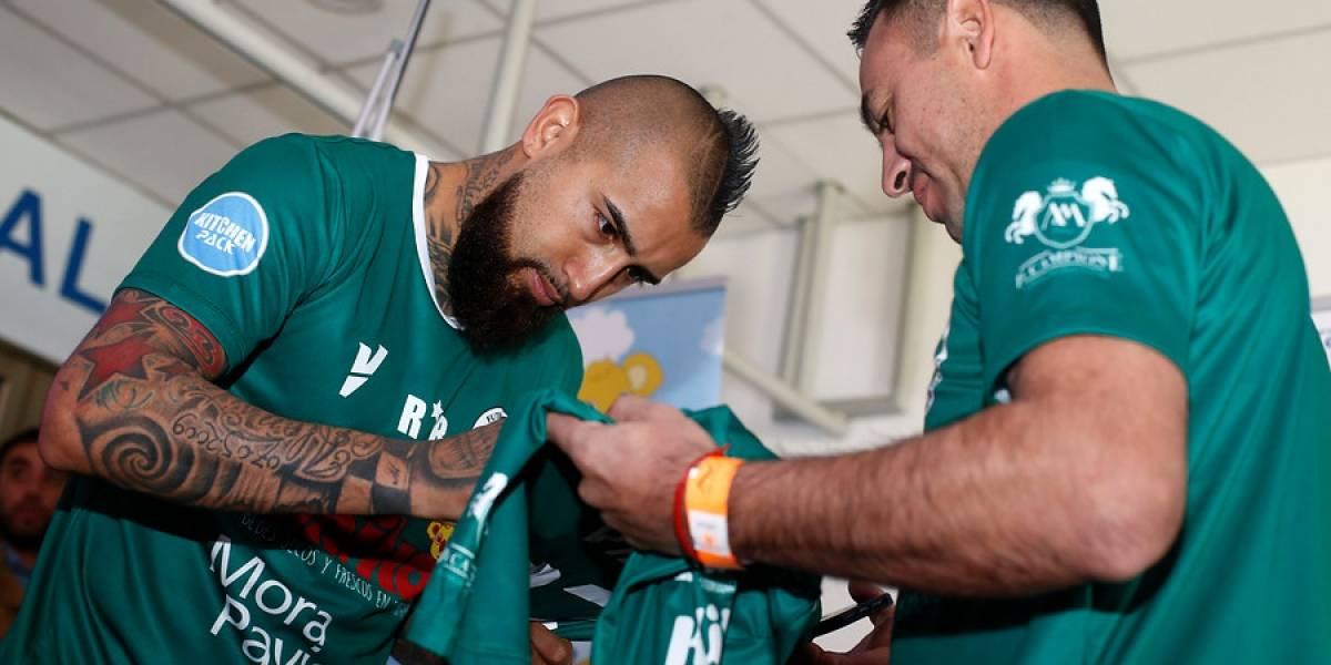 """Arturo Vidal golpea la mesa: """"Voy a ir a darme una vuelta a la selección para ver cómo va todo"""""""