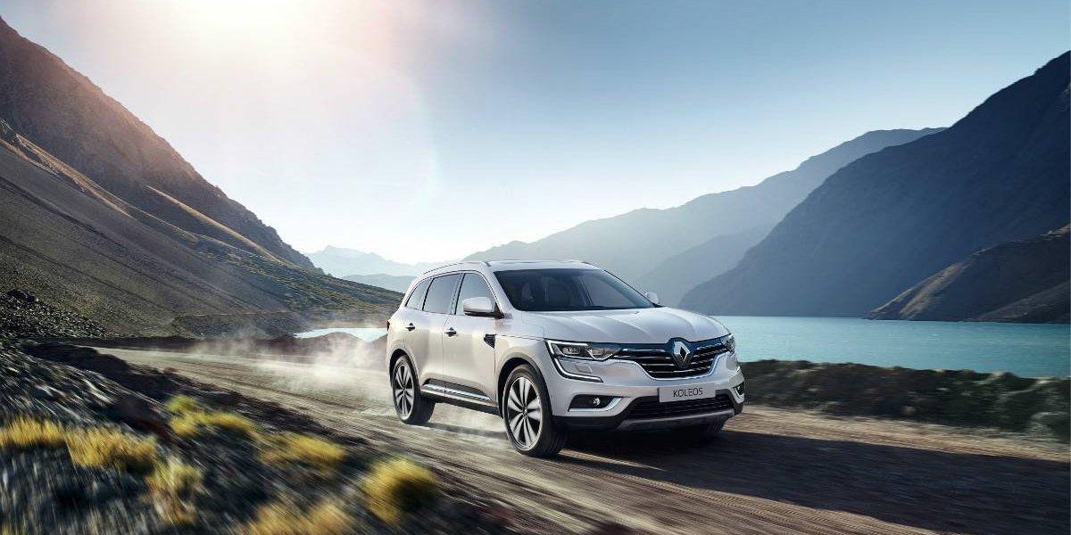Renault suma una nueva versión para el Koleos