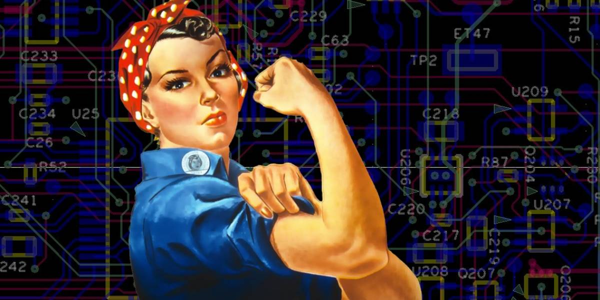 """¿Por qué hay tan pocas mujeres en Chile en empleos TIC?: """"Hay que romper los estereotipos"""""""