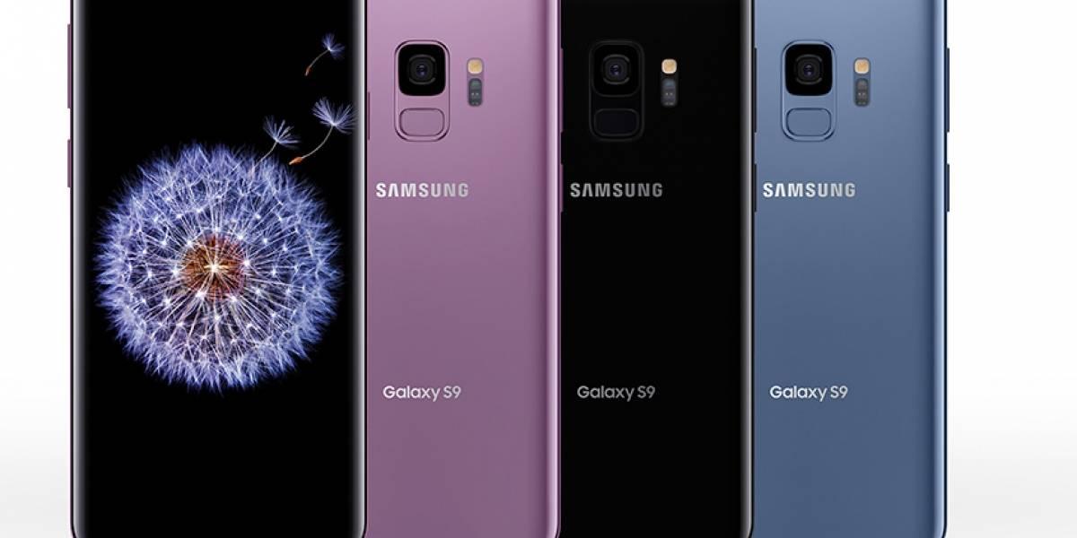 ¡Ouch! El Galaxy S9 se ha devaluado casi un 60% desde su lanzamiento