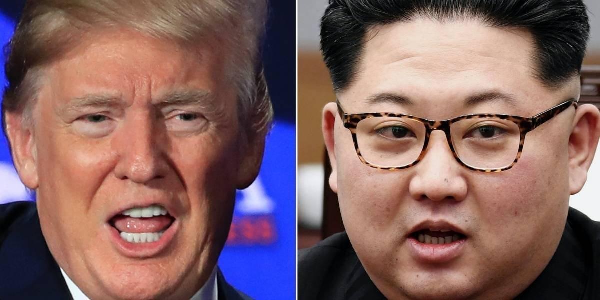 Trump confirma reunión con líder norcoreano