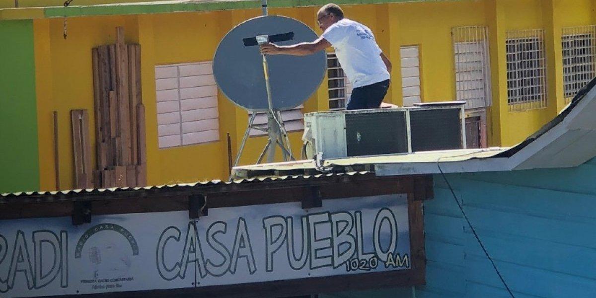 Casa Pueblo y Radio Casa Pueblo listos para nueva temporada de huracanes