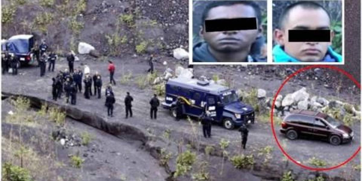 Rescatan a abuelita y nieta de intento de secuestro en Tláhuac