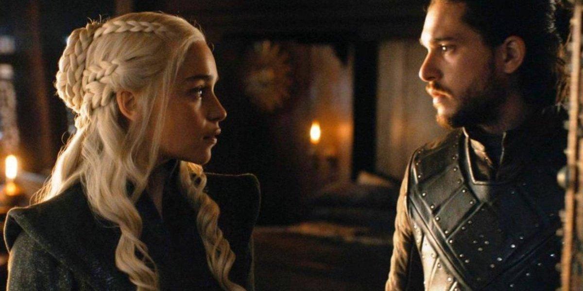 Game of Thrones: Emilia Clarke revela como foi fazer a cena de sexo com Kit Harington