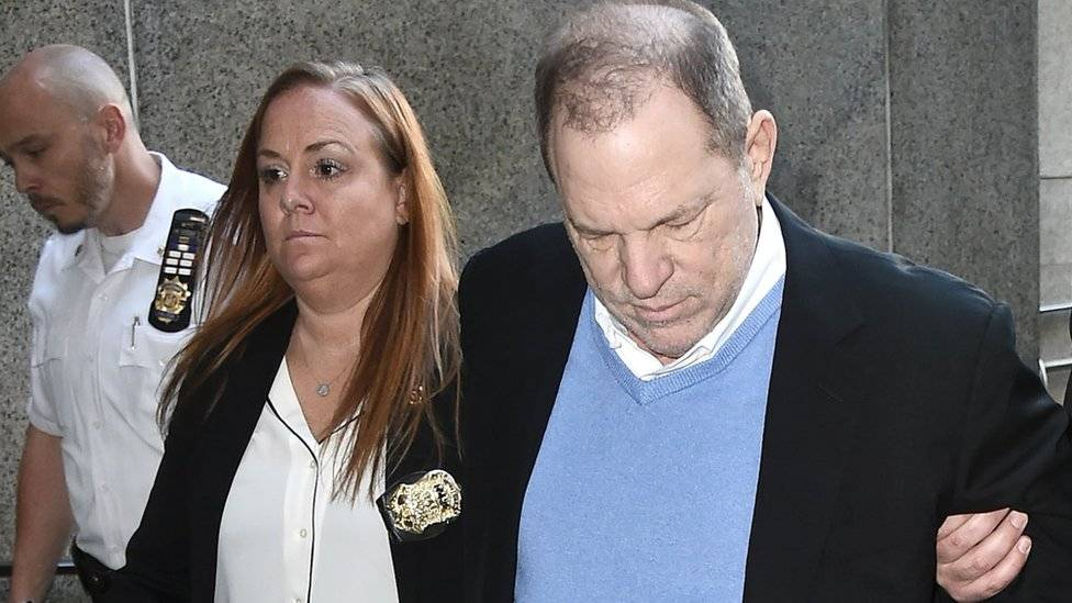 Preparan cinta inspirada en el 'caso Weinstein