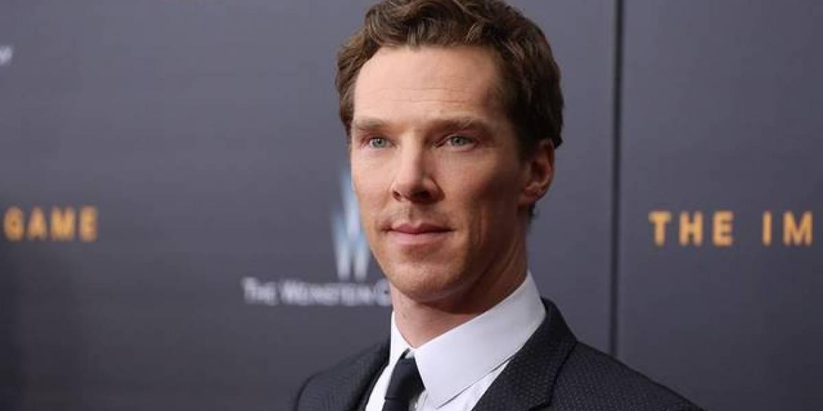 Actor Benedict Cumberbatch pelea contra asaltantes