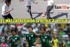 Memes México vs Escocia