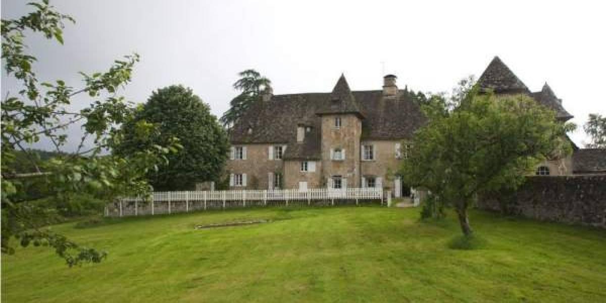 Sortean maravilloso castillo francés de 1,3 millones de euros y tú te lo podrías ganar por solo 8 lucas