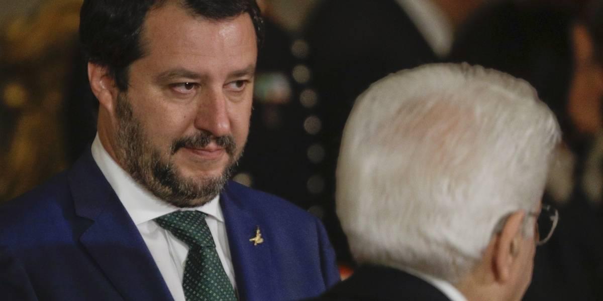 Nuevo gobierno de Italia promete deportar a inmigrantes