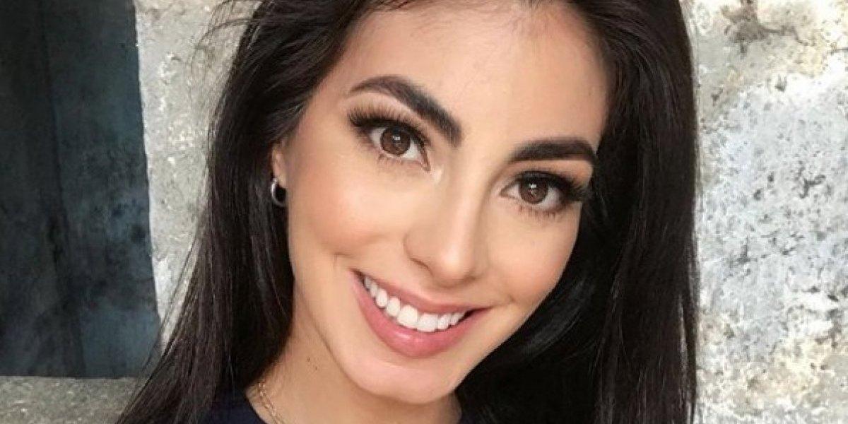 Hackean la cuenta de Instagram de la Miss Ecuador Virginia Limongi