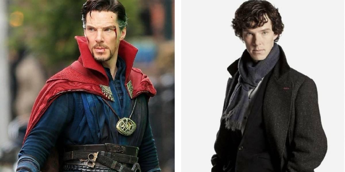 Un héroe de verdad: actor Benedict Cumberbatch salva a ciclista de violento ataque de cuatro hombres