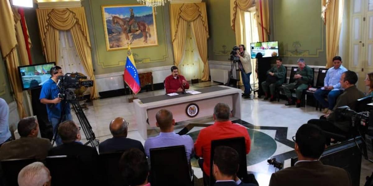 Maduro libera 39 presos políticos y oposición acusa que ni la mitad entra en esa categoría