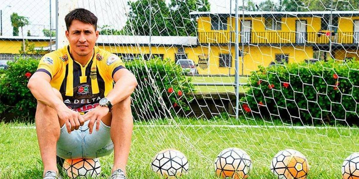El nuevo extranjero rojo ya fue campeón en Guatemala
