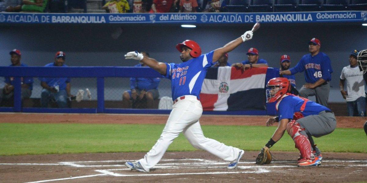 Listo Puerto Rico para primer compromiso ante Venezuela