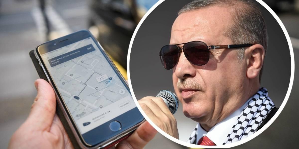 """""""Se acabó"""": Prohíben Uber por orden presidencial en Turquía"""