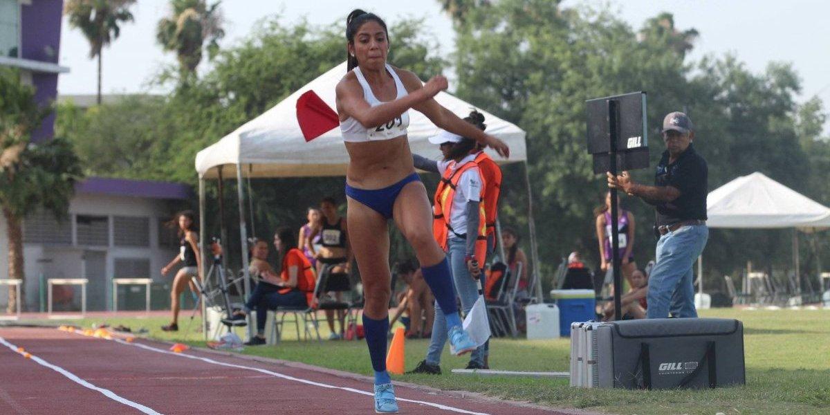 Estefany Cruz logra el primer puesto en el Campeonato Nacional Abierto de México