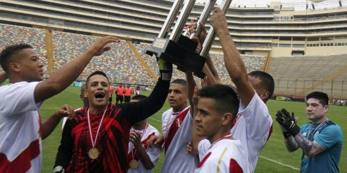 ¡Depelícula! Perú le gana a Rusia en Mundial de reos con fuertes medidas de seguridad