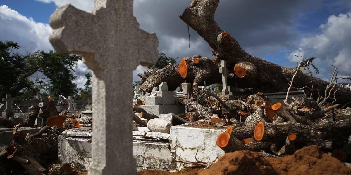 Estudio de la Universidad George Washington: 2,975 personas murieron por el huracán María