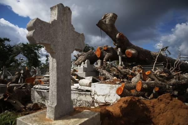 Casi 3.000 personas murieron a causa del huracán María