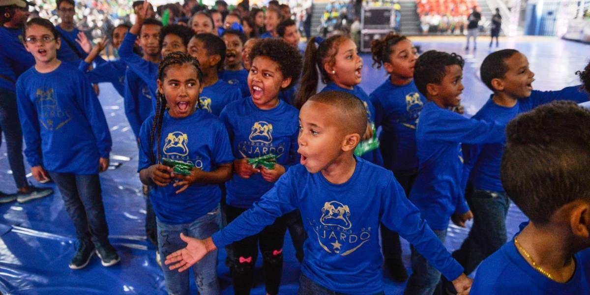 Inauguran con miles de personas los Juegos de Puerto Rico