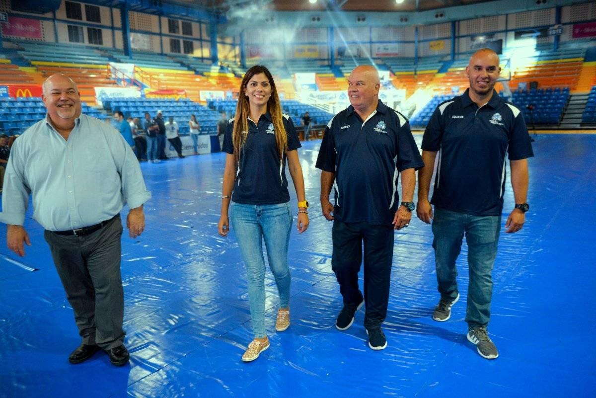 Adriana Sánchez Parés - Juegos de Puerto Rico