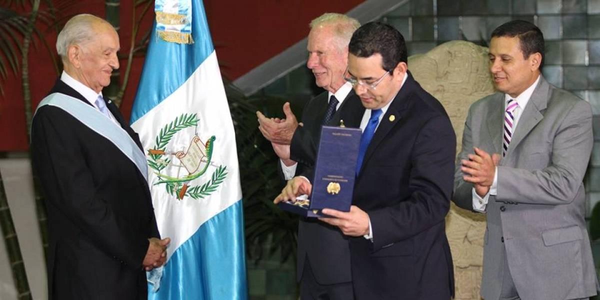 Fallece José Fernando Mazariegos Anleu, inventor del ecofiltro