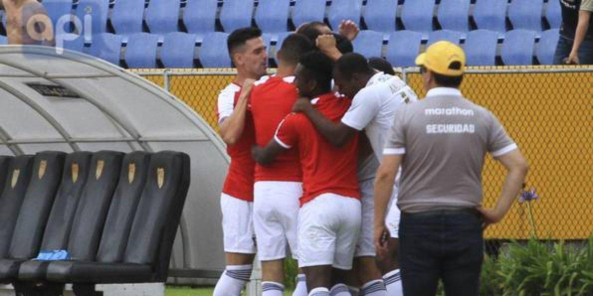 Liga de Quito triunfó 3-2 sobre Independiente del Valle