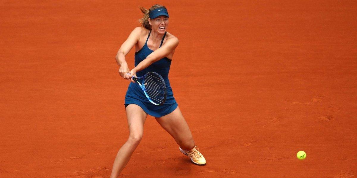 Sharapova está intratable y pasa a octavos