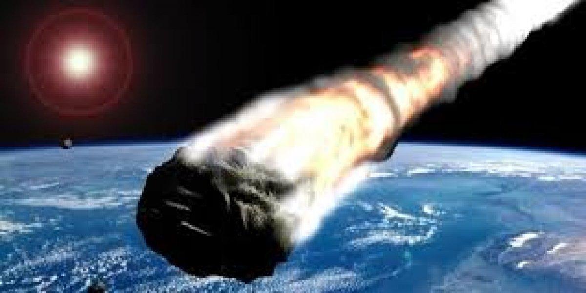 Video: se captó la caída de un supuesto meteorito en China