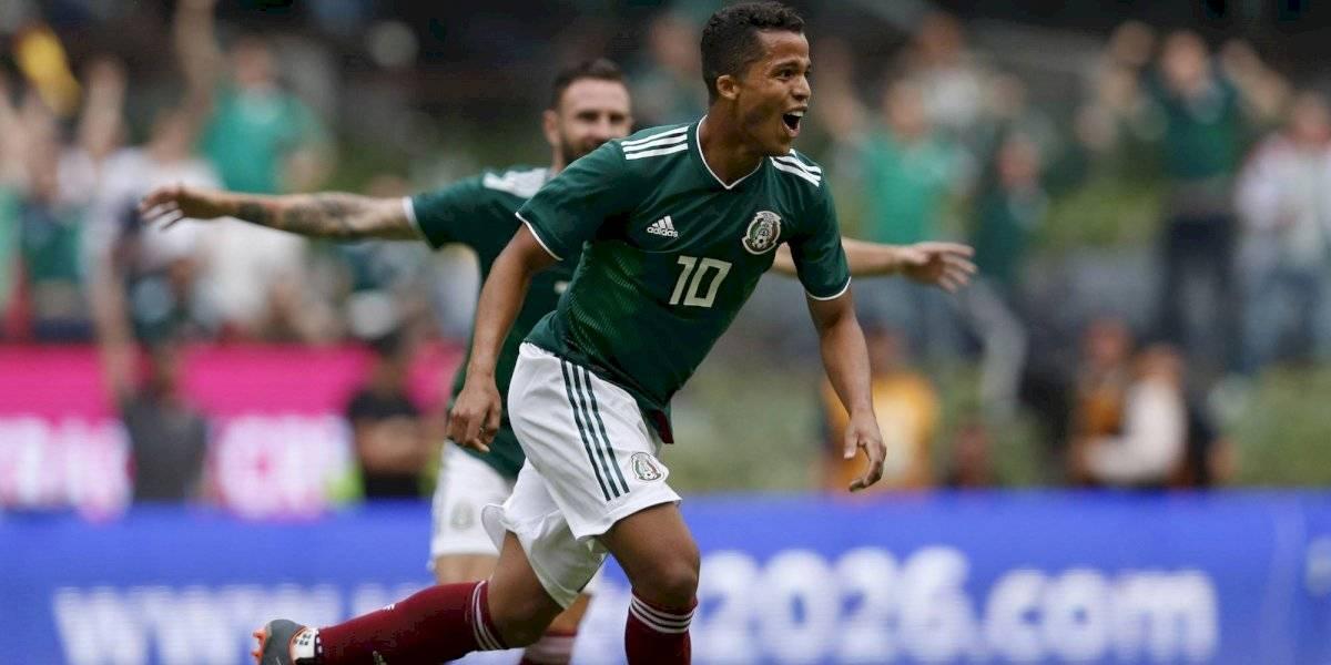 Los mejores goles de Giovani Dos Santos
