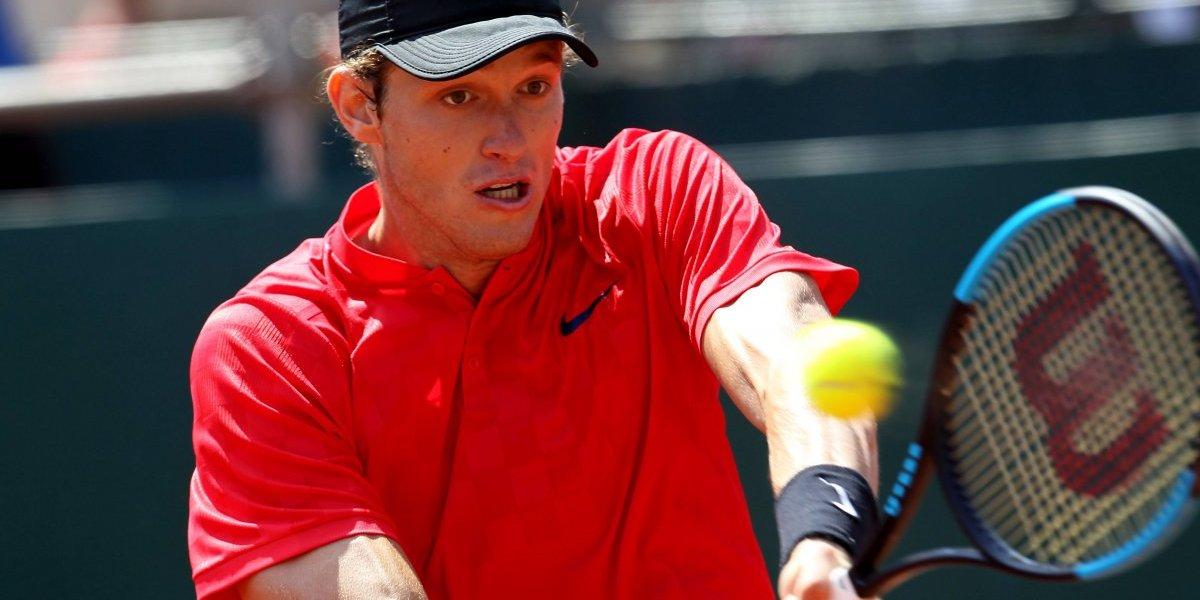 Jarry logró el mejor triunfo de su carrera en dobles y clasificó a octavos de Roland Garros
