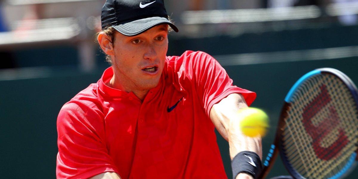 ¿Cuándo y a qué hora juega Nicolás Jarry en la qualy del Masters 1.000 de París-Bercy?