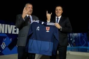 Frank Darío Kudelka fue fichado como DT en la U / Foto: Photosport