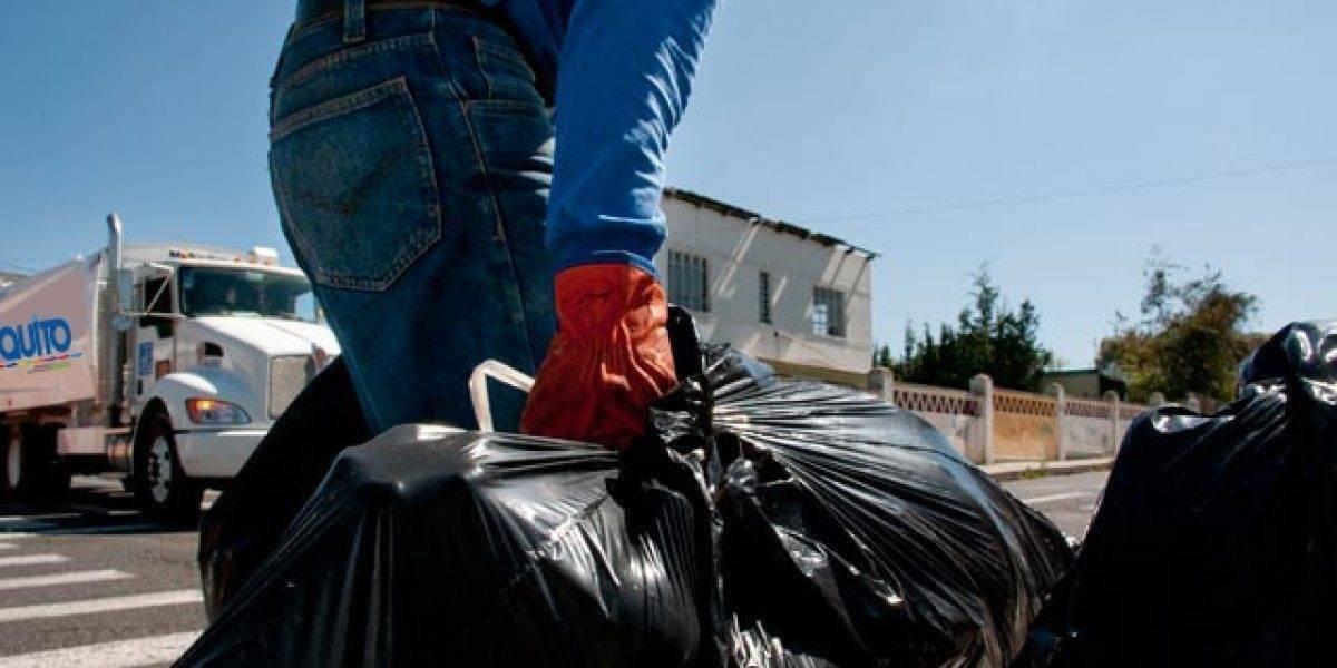 Quito: Se cambiará los horarios de recolección de basura