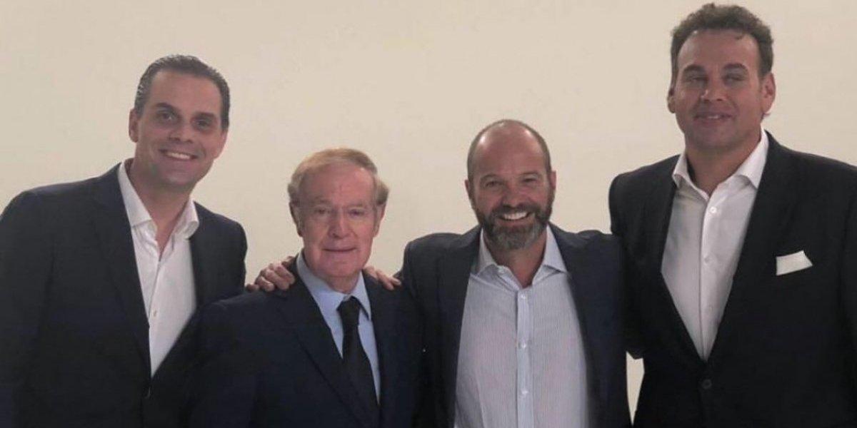 OFICIAL: José Ramón Fernández y David Faitelson regresan a TV Azteca