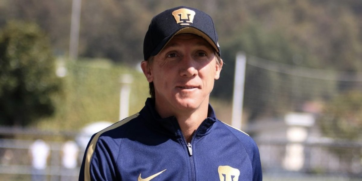 Pumas elige a Leandro Augusto como su nuevo director deportivo