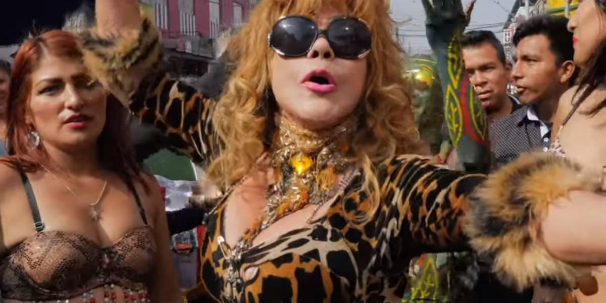 Tigresa del Oriente le dedica canción a la Selección Peruana — Válgame Dios