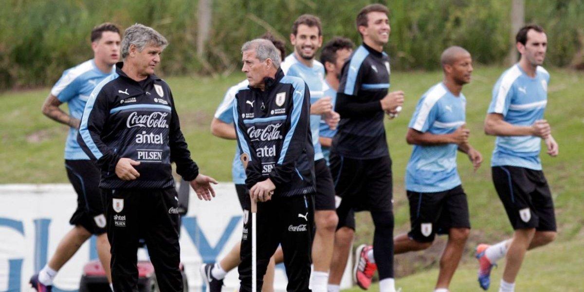 Uruguay anuncia lista definitiva para Rusia 2018