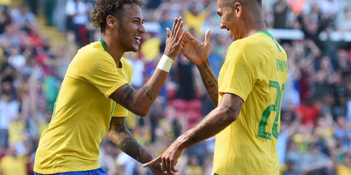 VIDEO. Regreso de ensueño de Neymar en la victoria de Brasil ante Croacia