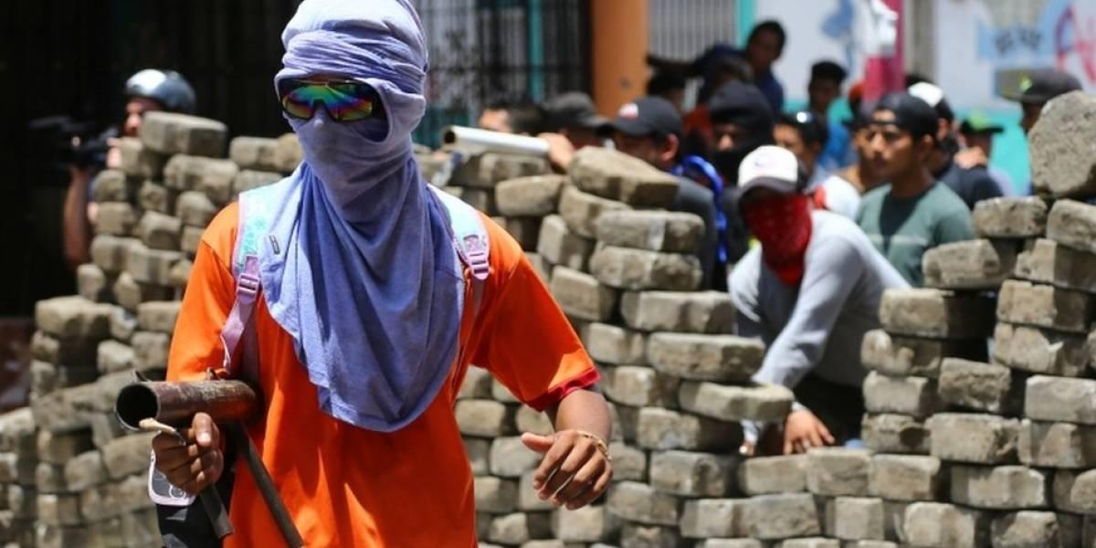 CIDH eleva a 127 el número de muertos durante protestas en Nicaragua