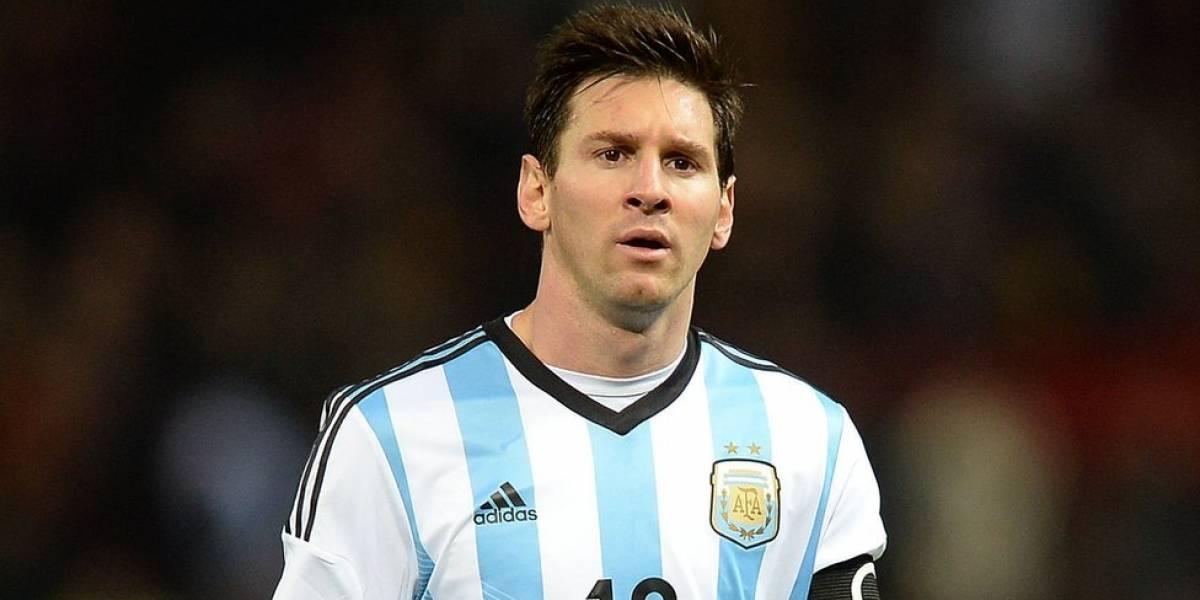"""Messi jugará """"sobre las tumbas"""": la dura carta de niños palestinos al goleador de Argentina"""