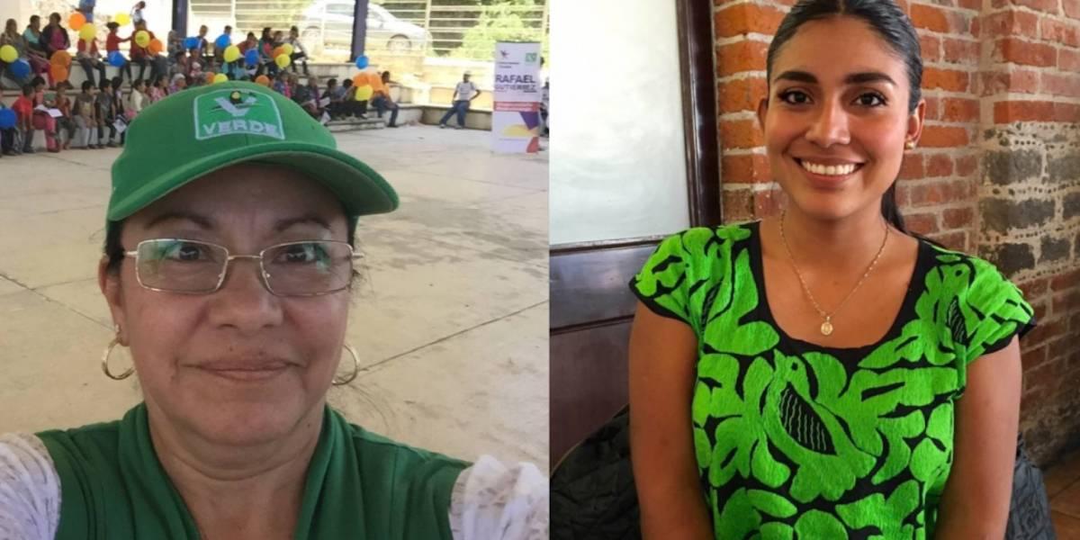 Martha Erika Alonso condena asesinatos de candidata y regidora del PVEM