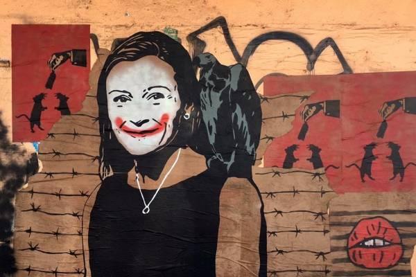 Julia Keleher - mural