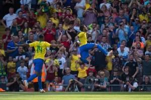 Neymar reaparece con gol en triunfo de Brasil ante Croacia