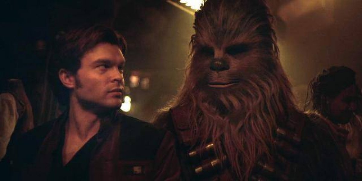 Han Solo tiene estrepitosa caída en la taquilla
