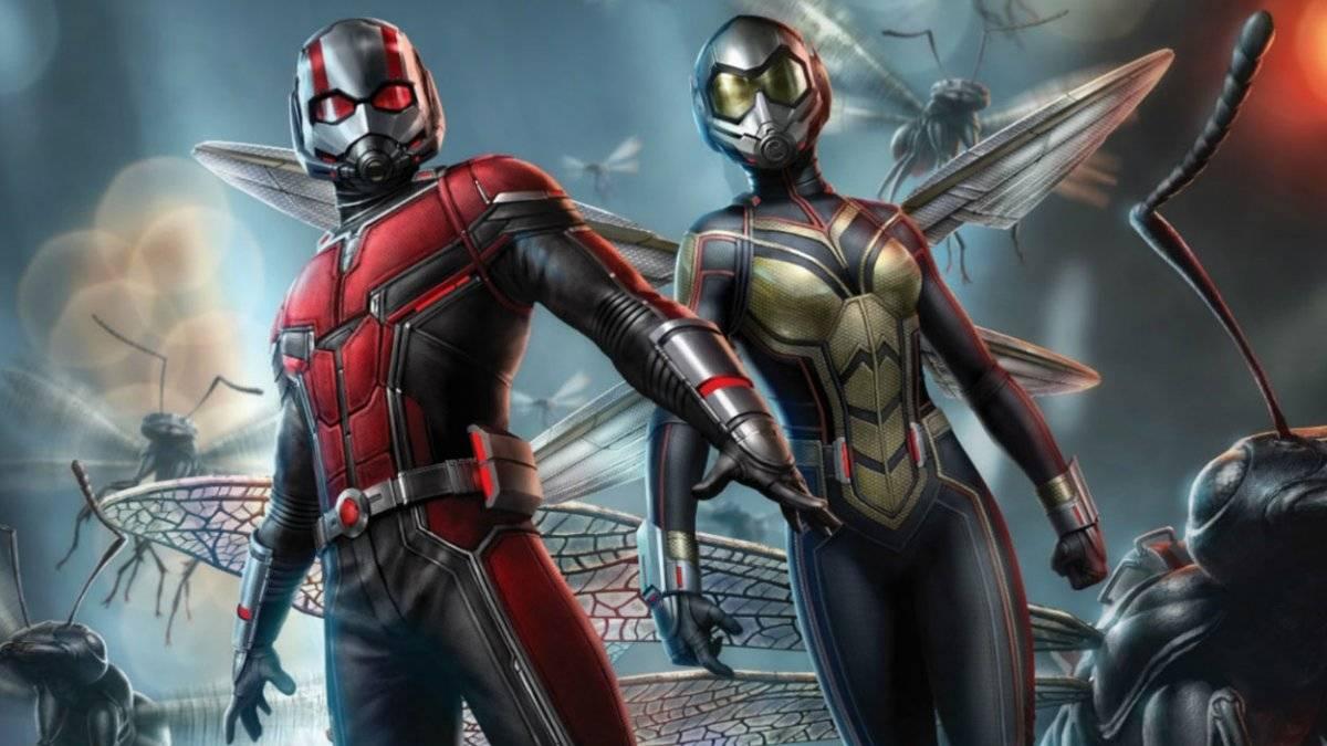 Nuevas fotos de Ant-Man and the Wasp muestran a su villano y otros detalles