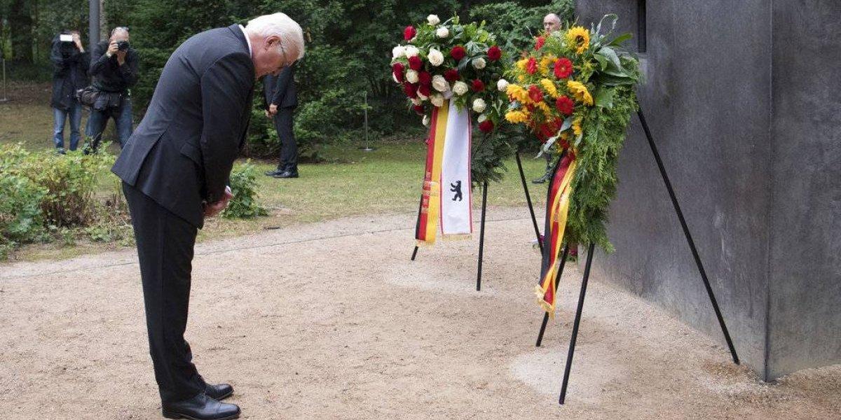 Mandatario alemán pidió perdón a comunidad LGBTI+ por crímenes del nazismo