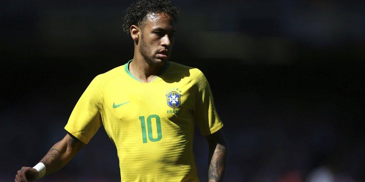 Brasil venció a Croacia en amistoso previo al Mundial y con el regreso goleador de Neymar